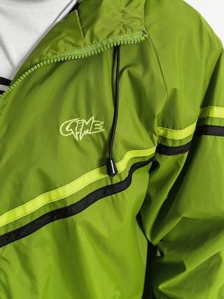 Kurtka Creme Windbreak Basic (green)