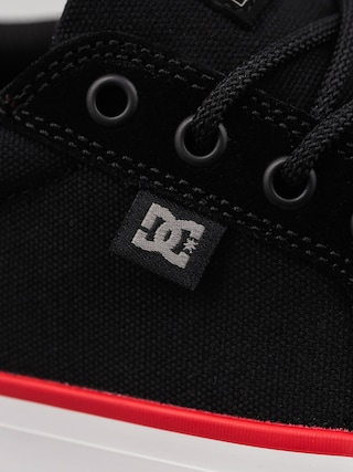 Buty DC Council S (black/white/red)