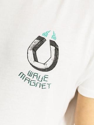 T-shirt Volcom Zombieozzy (wht)