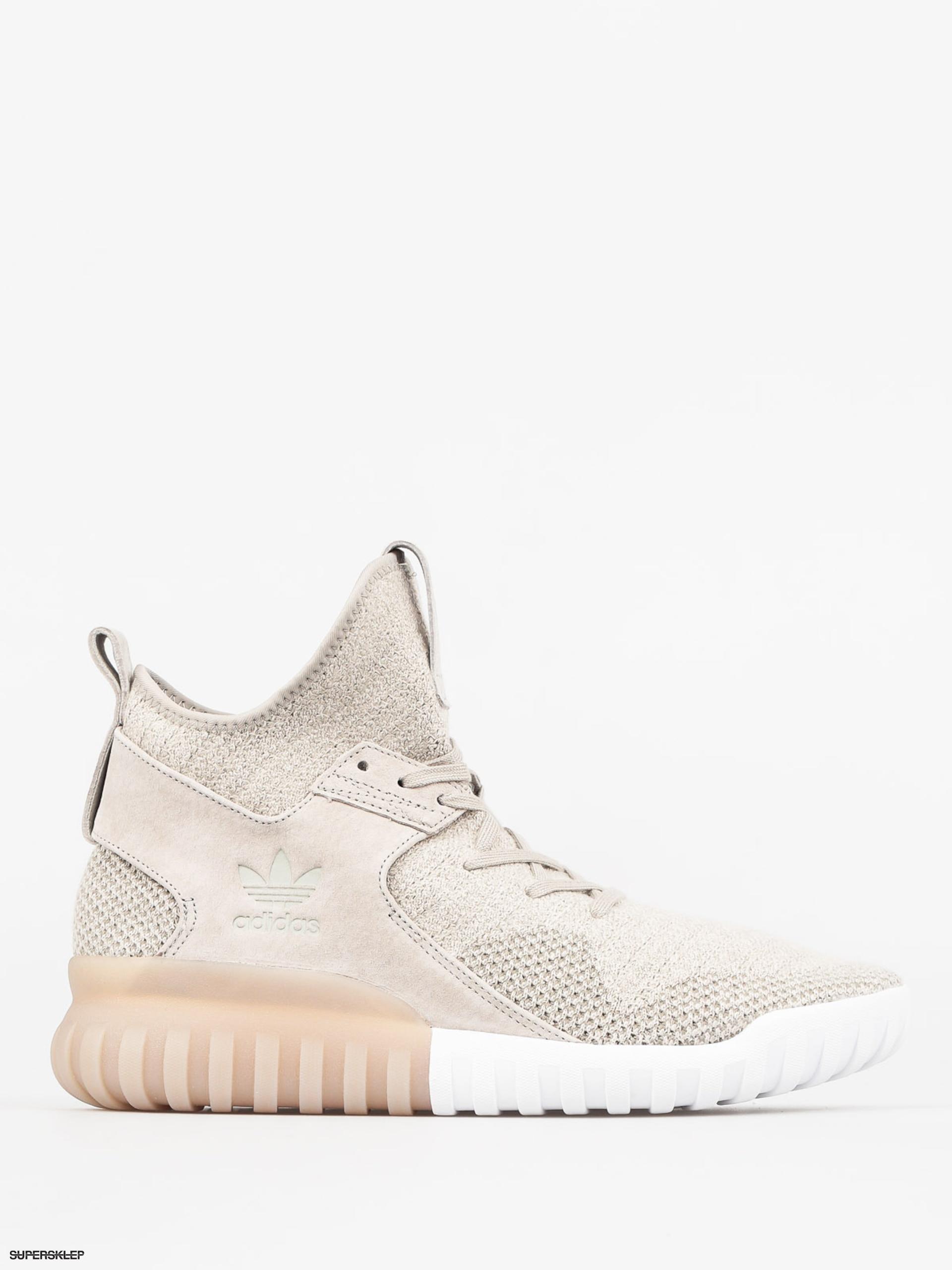 Buty adidas Tubular X Pk BB2381 SesameCbrownTracar