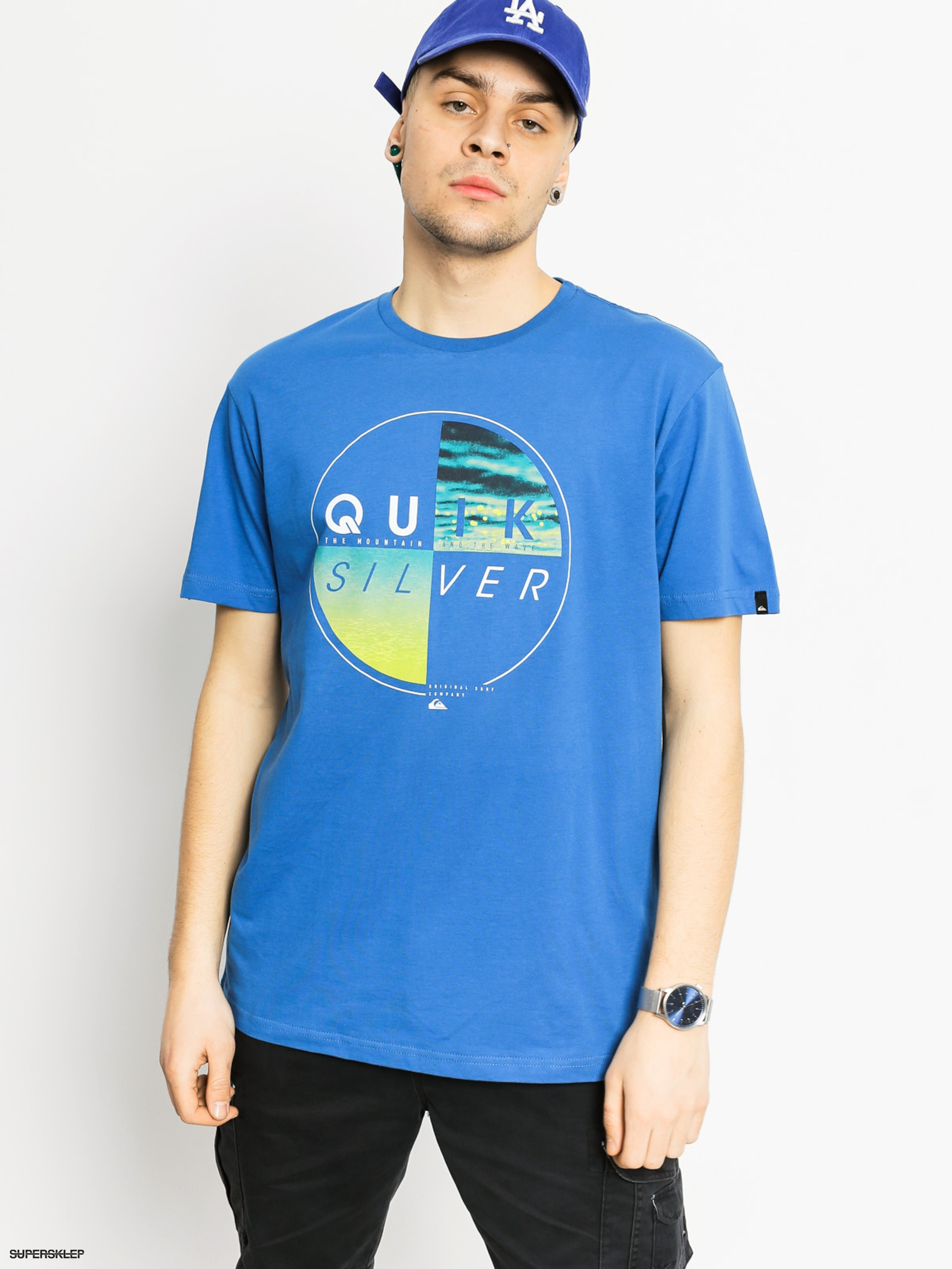 T-shirt Quiksilver Blazed