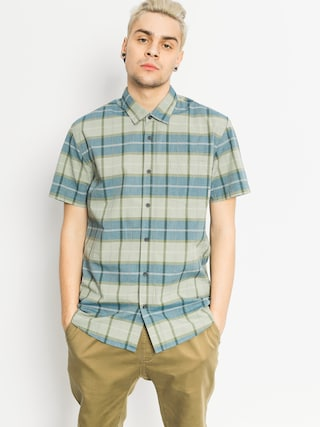 Koszula Quiksilver Everyday Check (iceberg green)
