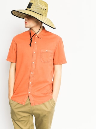 Koszula Quiksilver Time Box (orange)