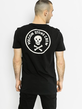 T-shirt Volcom Pirate Stone Tal (blk)
