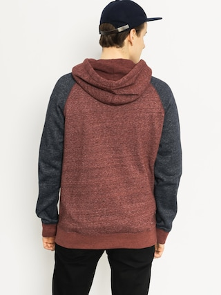 Bluza Element Meridian (oxblood red)