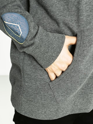 Bluza z kapturem Volcom Darwin Zip (dgr)