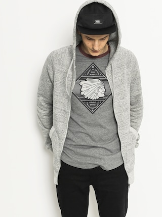 Bluza z kapturem Element Meridian ZHD (grey heather)