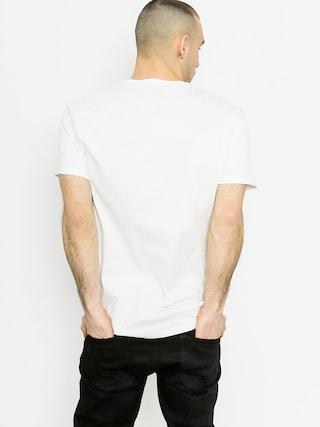T-shirt Fox Seca Splice (optic white)