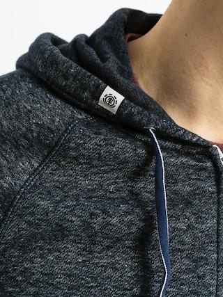 Bluza z kapturem Element Meridian ZHD (indigo)