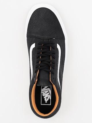 Buty Vans Old Skool (premium leather/black/true white)