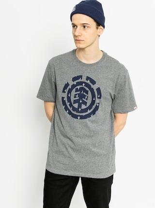 T-shirt Element Ikat Fill (grey heather)