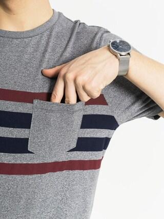 T-shirt Element Ashland Crew (grey heather)