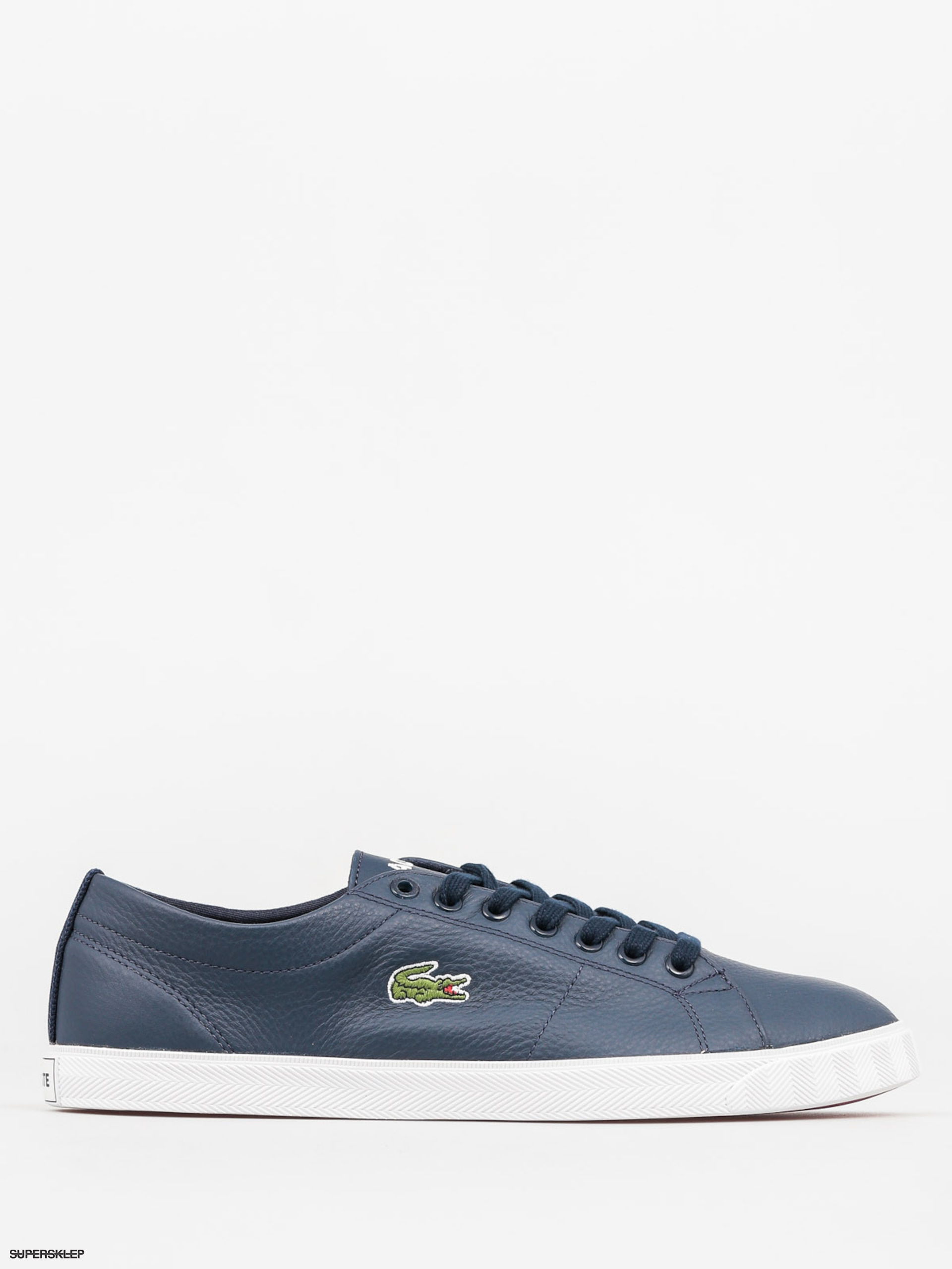 Buty Lacoste Marcel Lcr3 Spm (navy/navy leather)