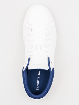 Buty Lacoste Straightset Sp 117 2 (cam white/dark blue/leather/textile)
