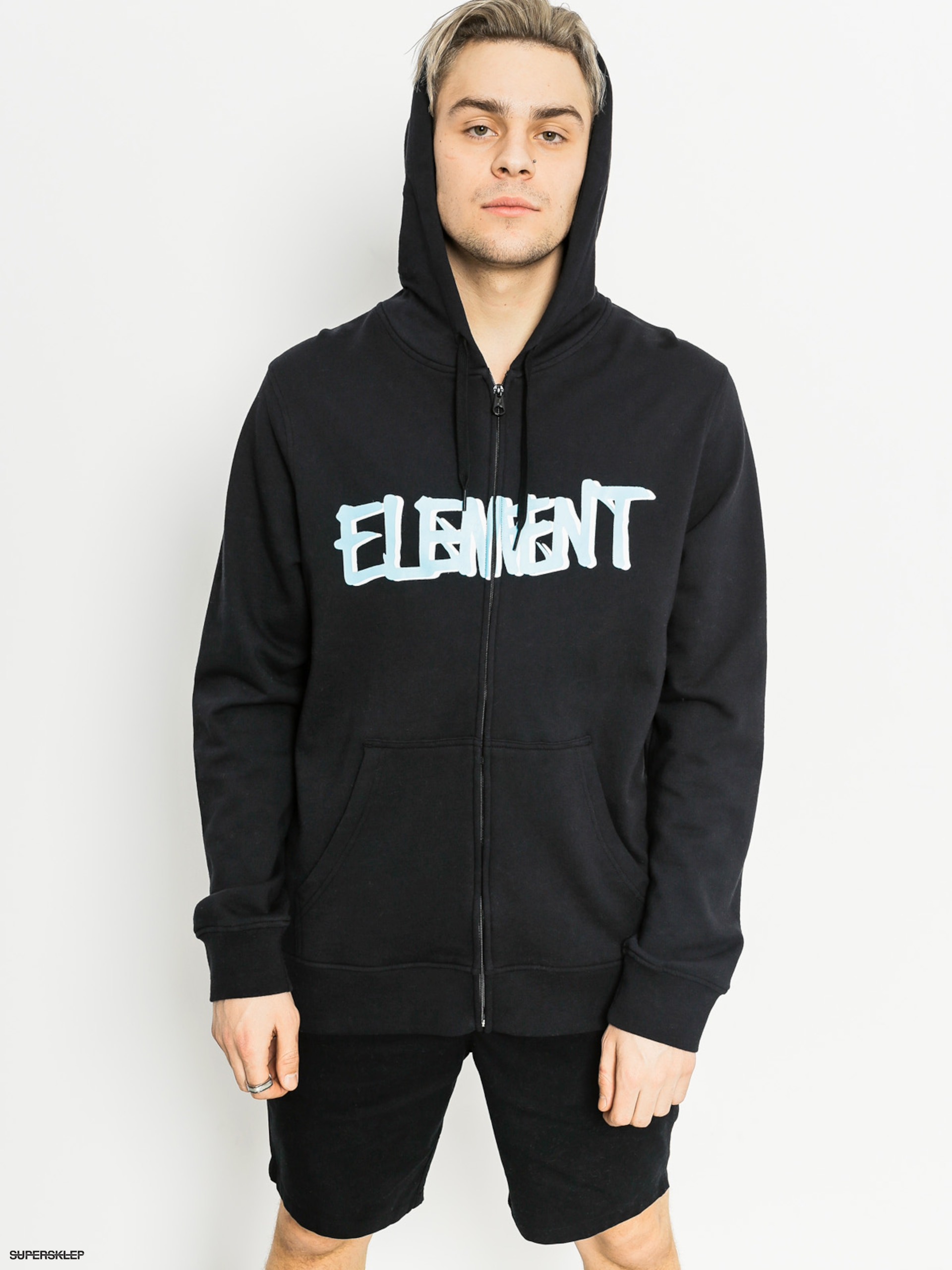 Bluza z kapturem Element Word ZHD