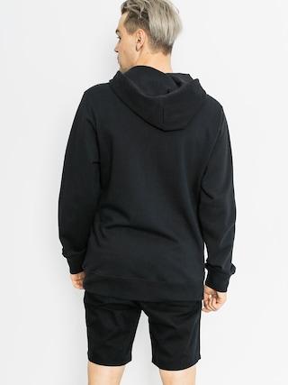 Bluza z kapturem Element Word ZHD (flint black)