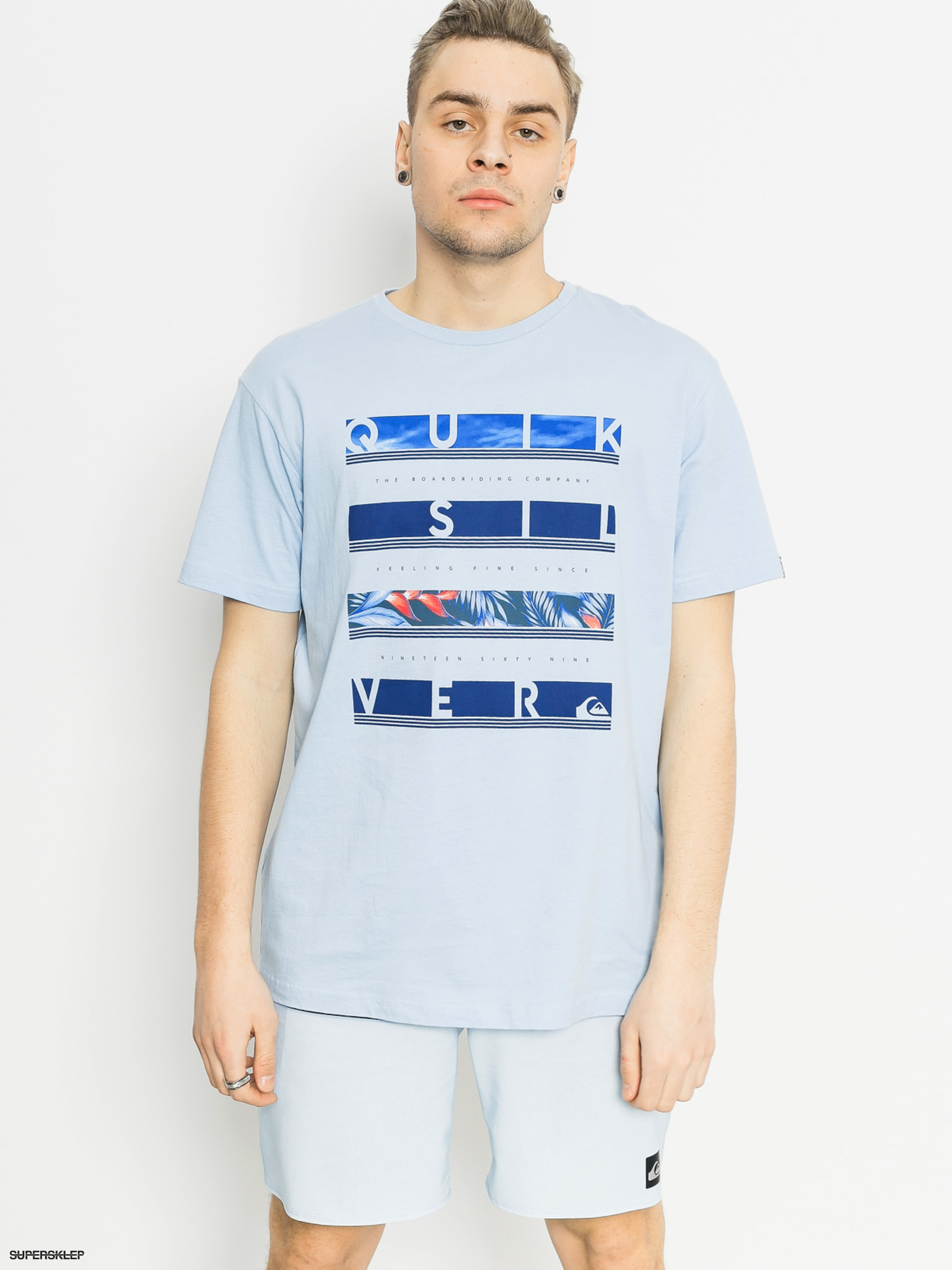 T-shirt Quiksilver Read Between