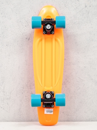 Deskorolka cruiser Alliance 01 (orange/teal/black)