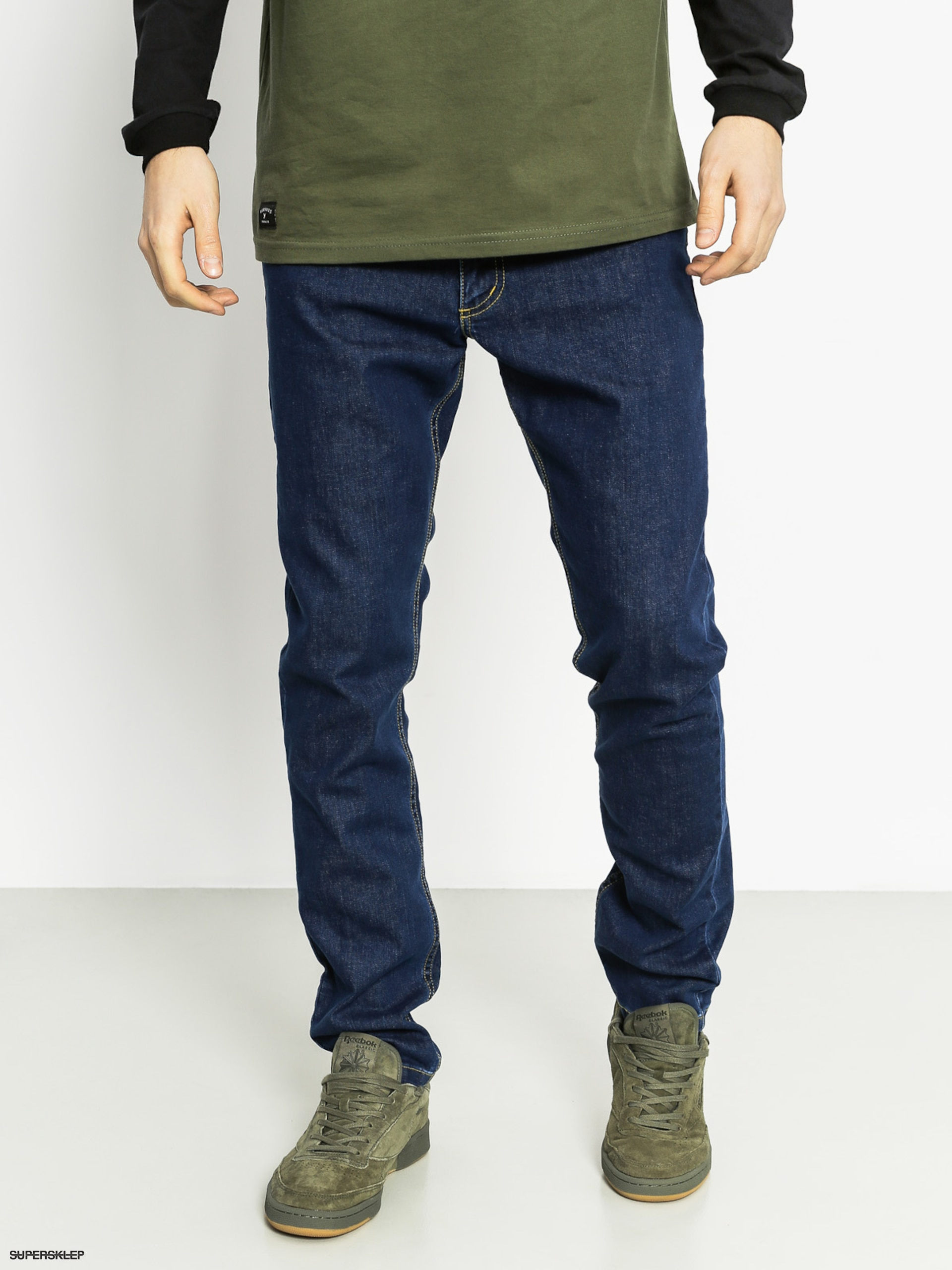 Spodnie Nervous Classic Denim (blue)