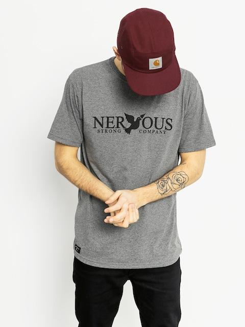 T-shirt Nervous Classic (grey)
