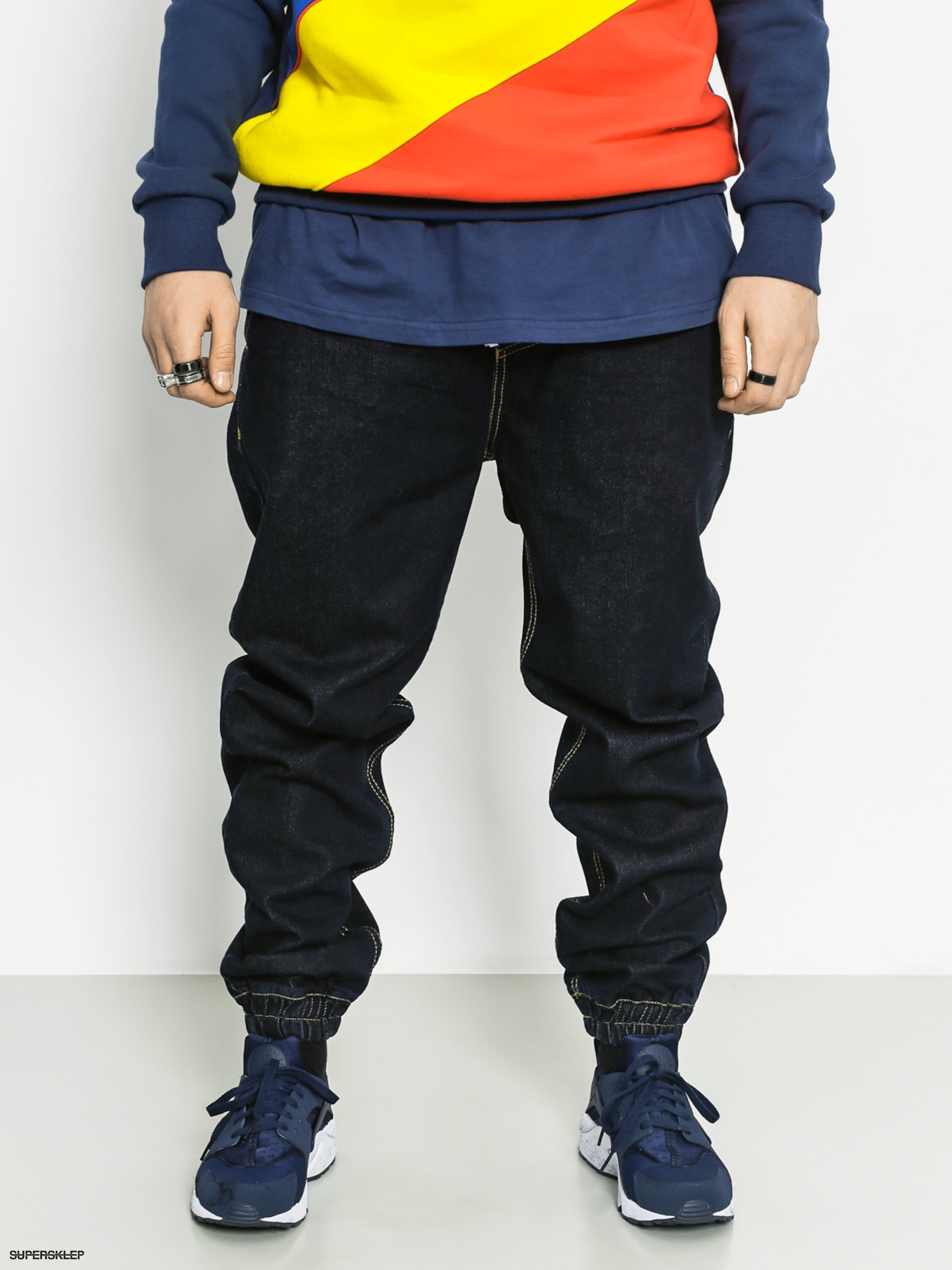 Spodnie MassDnm Drop Jogger Loose Fit