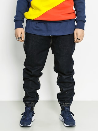 Spodnie MassDnm Drop Jogger Loose Fit (dark navy)