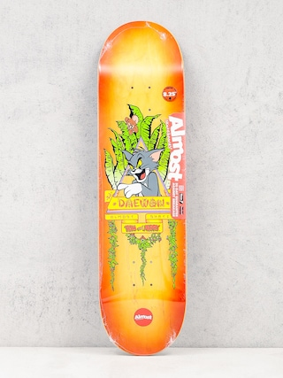 Deck Almost Tom Panther R7 (orange)