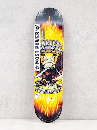 Deck Darkstar Harley Davidson (yellow)