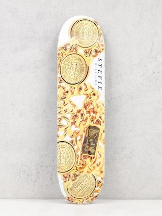 Deck DGK Williams Medalion (gold/white)