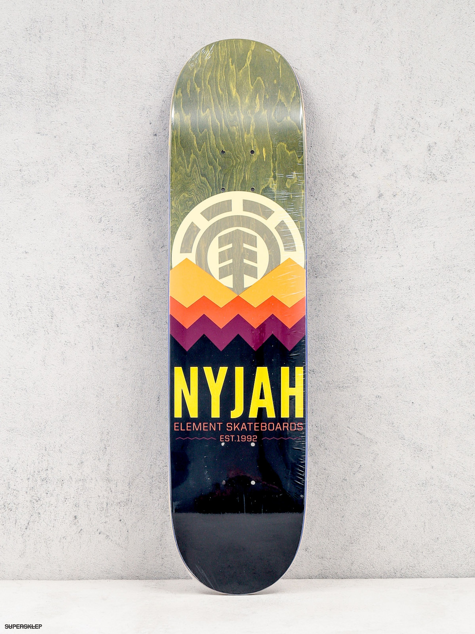 Deck Element Nyjah Ranger (forest/multi)