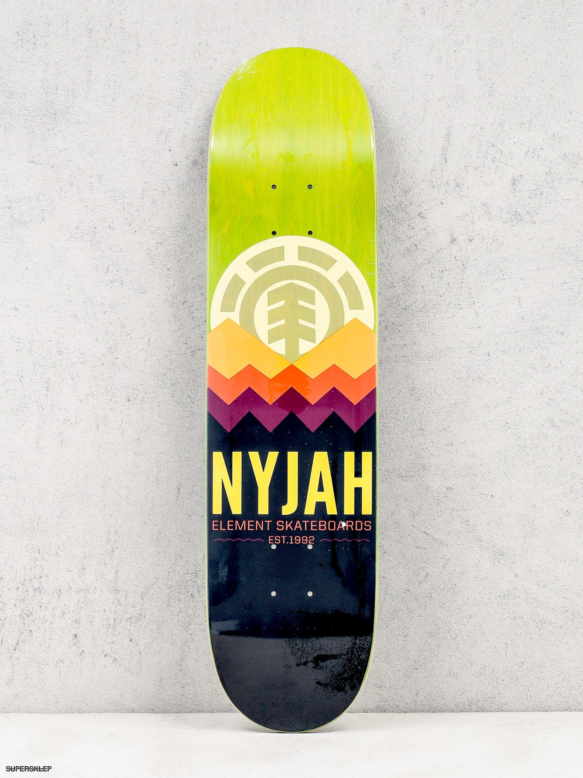 Deck Element Nyjah Ranger (green/multi)
