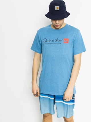 T-shirt Quiksilver Originel (light blue)