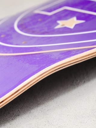 Deck Real Oval Renewal (purple)