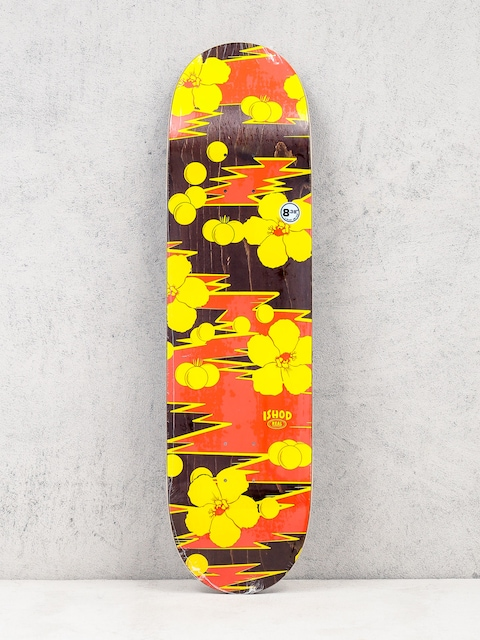 Deck Real Ishod Lost Signal (black/red/yellow)