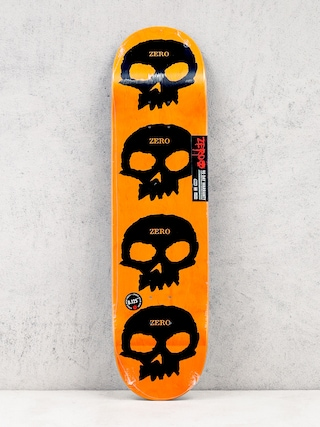 Deck Zero Multi Skull Hyb (black/orange)