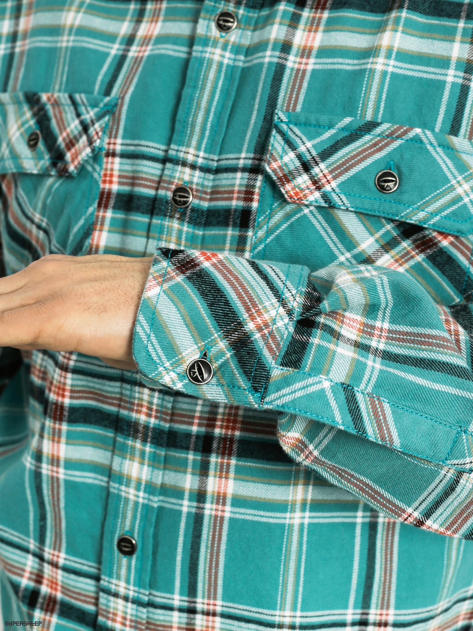 Koszula Burton Brighton Ls (fanfare fleck plaid)