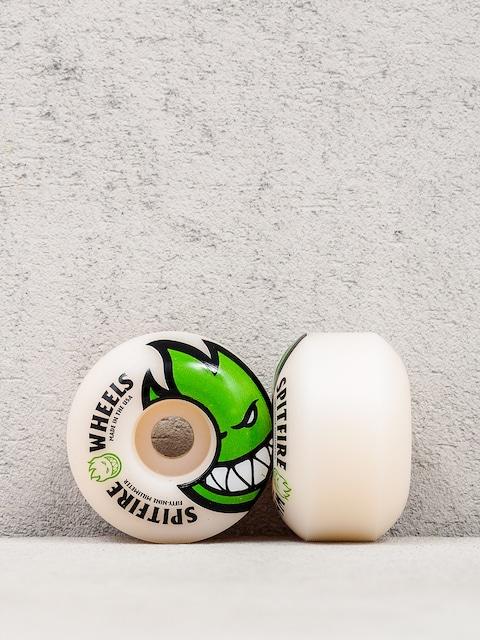 Kółka Spitfire Big Head (green/white)