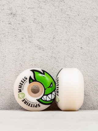 Kółka Spitfire Big Head (green/white)