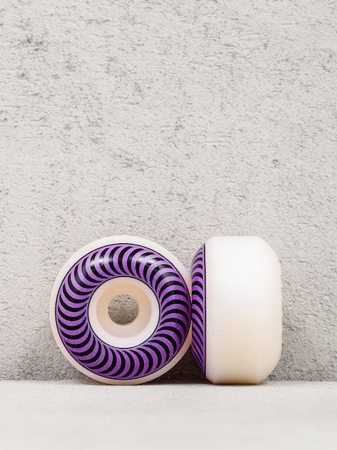 Kółka Spitfire Classic (purple/white)