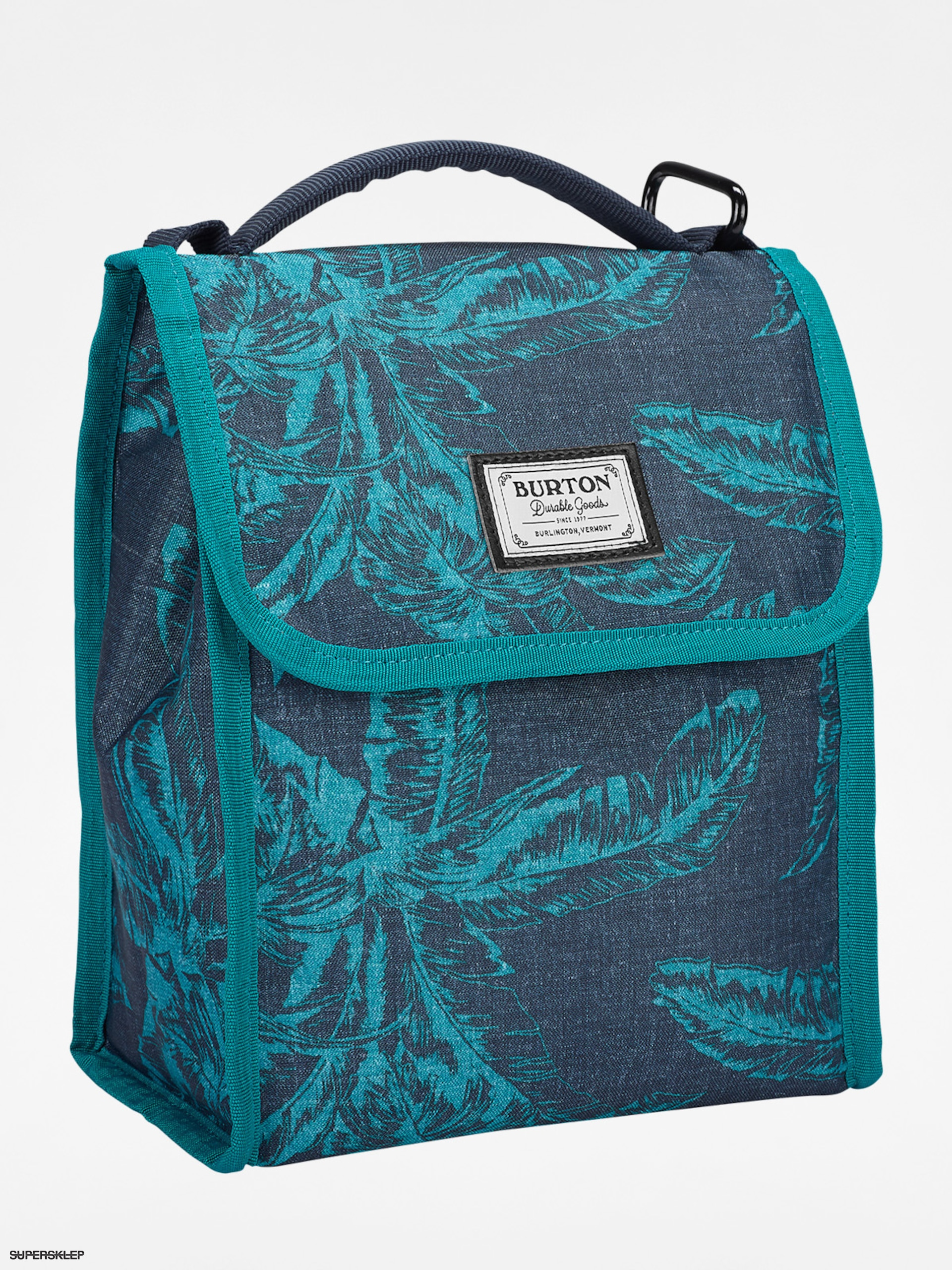 Torba na lunch Burton Lunch Sack (tropical print)