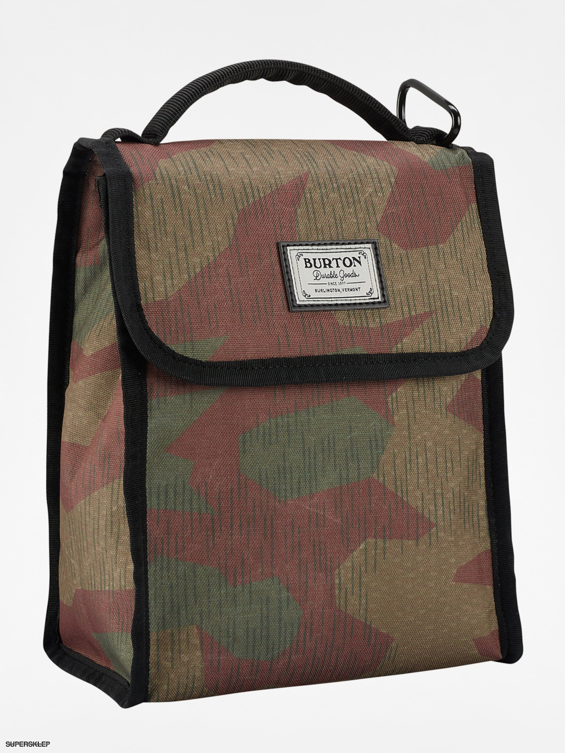 Torba na lunch Burton Lunch Sack (splinter camo print)
