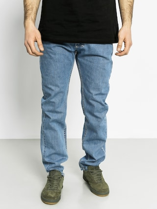 Spodnie MassDnm Signature Tapered Fit (light blue)