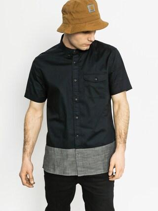 Koszula DC Marysville (black/grey)