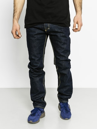 Spodnie MassDnm Signature Tapered Fit (navy)