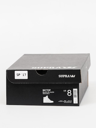 Buty Supra Skytop Wmn (black oilslick)