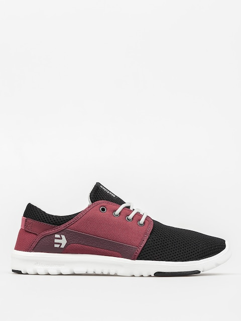 Buty Etnies Scout (black/red/grey)