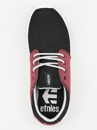 Buty Etnies Scout (black/red/grey)