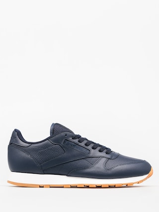 Buty Reebok Classic Leather Pg (collegiate navy/white gum)
