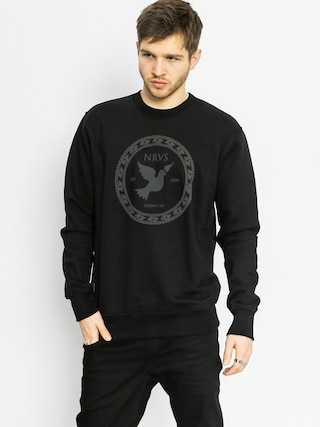 Bluza Nervous Wrath Crew (black/ops)