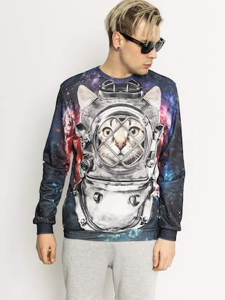 Bluza Mr. Gugu Astronaut Cat (multi)